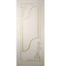 фото: Дверь Италия, шпон белёный дуб