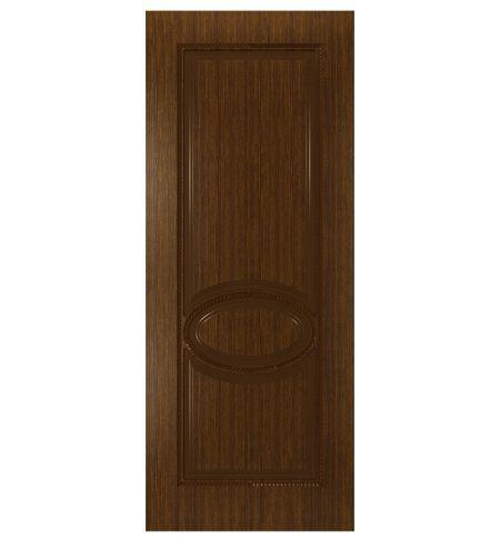 фото: Дверь Эстет, шпон орех тонированный