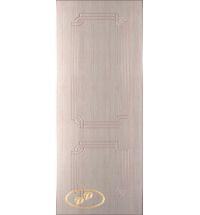 фото: Дверь Персия, шпон беленый дуб, пазы бежевые