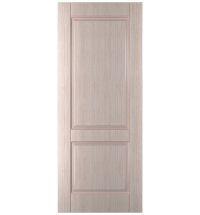 фото: Дверь Ника-2, шпон беленый дуб