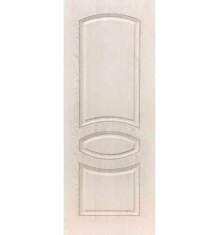 фото: Дверь ДП Танго-3, ПВХ № 12, патина капучино