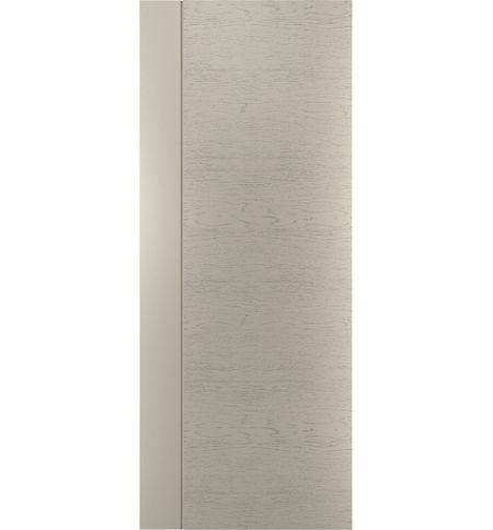 фото: Дверь Техно-3, шпон натур. дуб тон Светло-серый