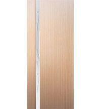 фото: Дверь 2-Палермо, шпон беленый дуб, стекло белый триплекс рис.4