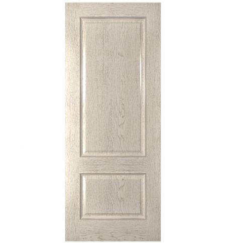 фото: Дверь Пальмира, шпон натур.дуб тон латте