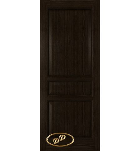 фото: Дверь Орион, шпон мореный дуб