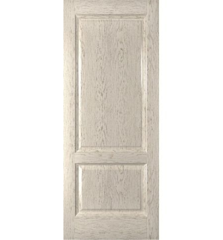 фото: Дверь Монако, шпон натуральный дуб тон латте