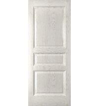 фото: Дверь Монако-1, шпон натуральный дуб тон капучино