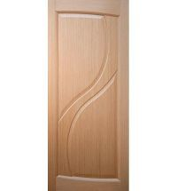 фото: Дверь Лиана, шпон дуб