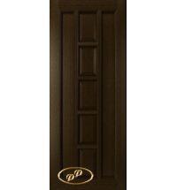 фото: Дверь Вега, шпон венге