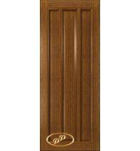 фото: Дверь Вега-1, шпон орех