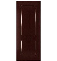 фото: Дверь Богема, шпон натуральный дуб тон кармен