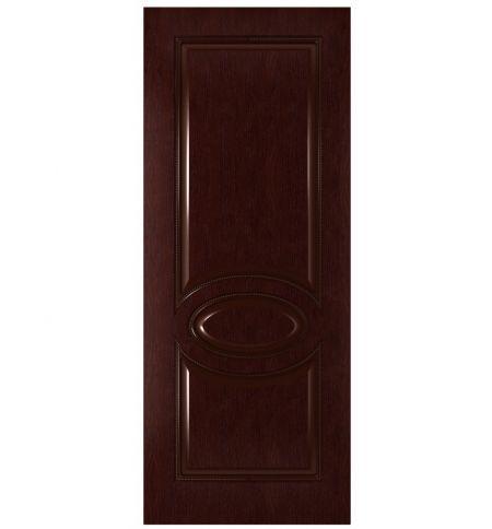 фото: Дверь Престиж, шпон натуральный дуб тон кармен
