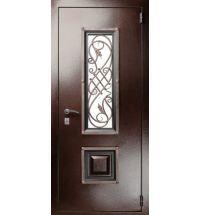 фото: Дверь входная Гранит Коттедж