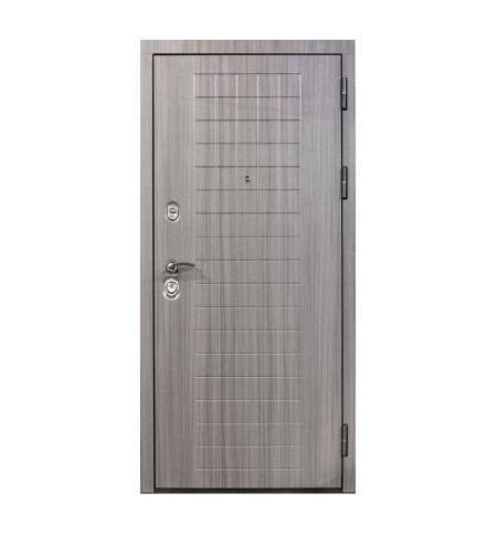 фото: Дверь металлическая Кондор С 7 Сандал Серый 2