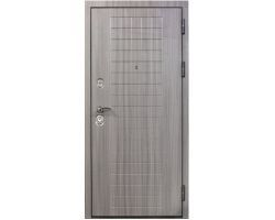 Дверь металлическая Кондор С 7 Сандал Серый 2