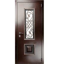 фото: Входная дверь Кондор Коттедж