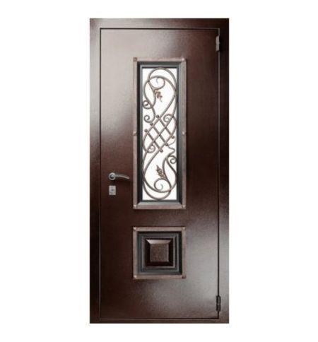 фото: Дверь металлическая Кондор Коттедж