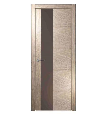 фото: Дверь Вертикаль 2 Миндаль