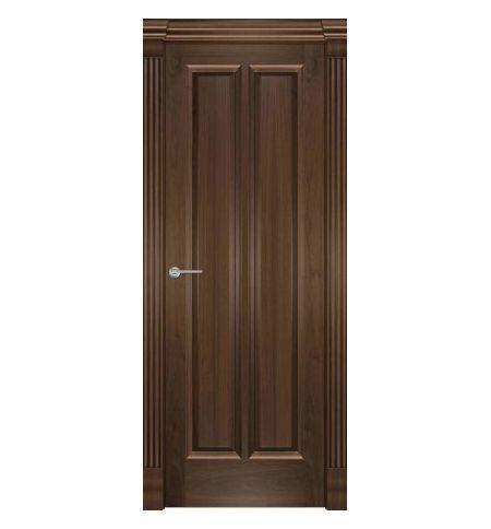 фото: Дверь Виктория Классик Каштан