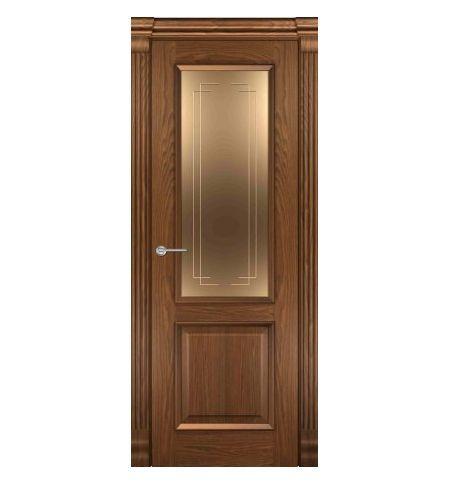 фото: Дверь Римини Темный Дуб