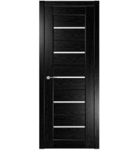 фото: Межкомнатная дверь Зебра 4 Гранд Блэк