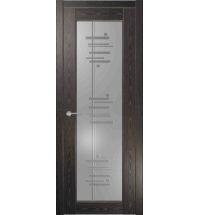 фото: Дверь Скайдрим 15 Черный Абрикос