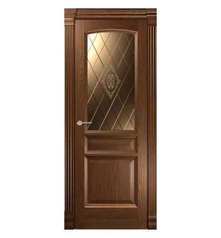 фото: Дверь Флоренция Американский Орех