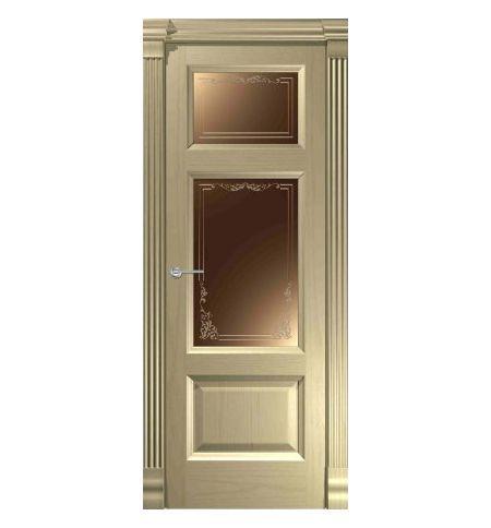 фото: Дверь Классика 3 Слоновая Кость