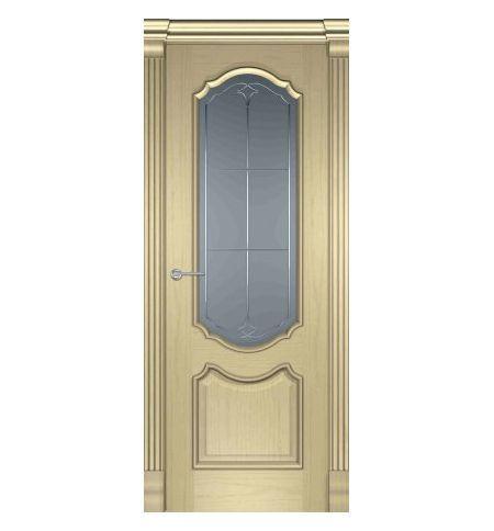 фото: Дверь Милан Слоновая Кость