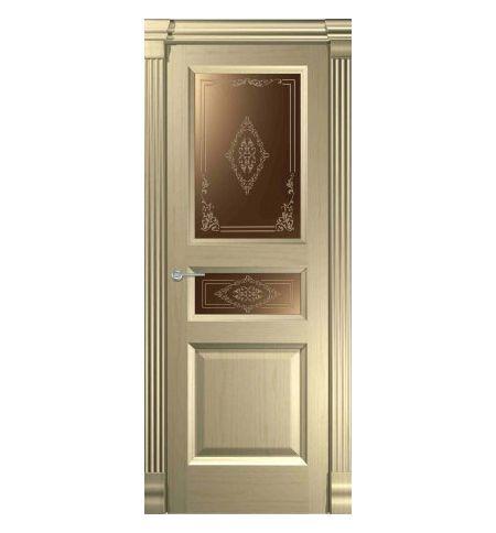 фото: Дверь Классика 4 Слоновая Кость