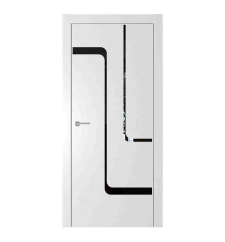 фото: Дверь Хай Тек Белый