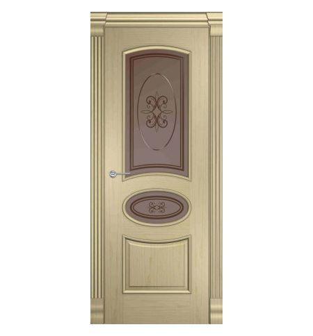 фото: Дверь Юнона Слоновая Кость
