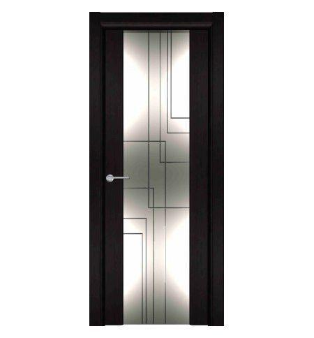 фото: Дверь Прима Темный Дуб