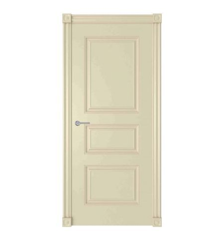 фото: Дверь Византия 4 Слоновая Кость