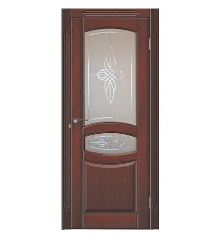 фото: Дверь Виктория Красное Дерево