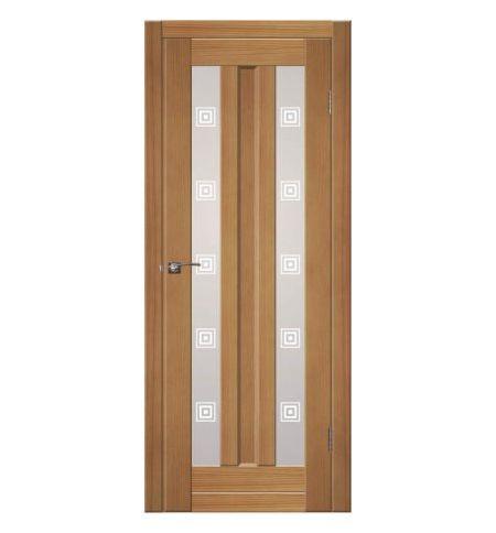 фото: Дверь Этна Светлый Орех