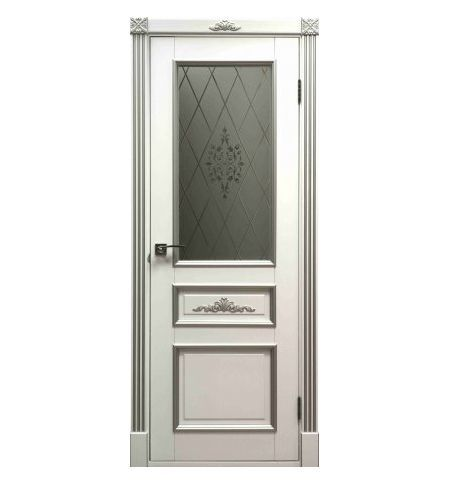 фото: Дверь Джулия 3 Белый Жемчуг