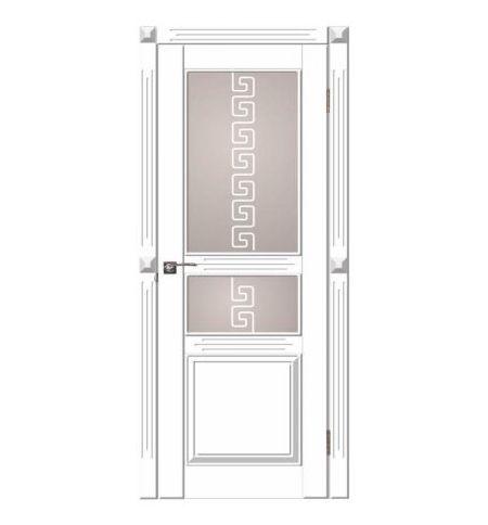 фото: Дверь Джулия 2 Белый Жемчуг