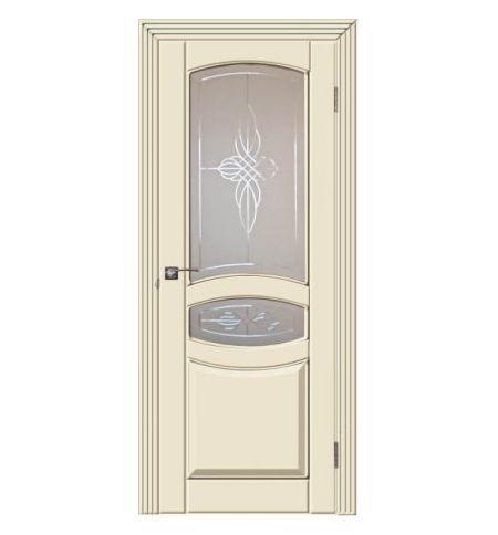 фото: Дверь Виктория Слоновая Кость
