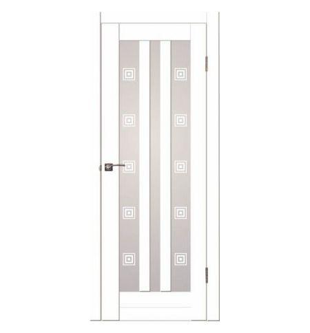 фото: Дверь Этна 2 Белый Жемчуг