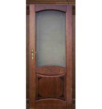 фото: Дверь Маркиза Средний Орех