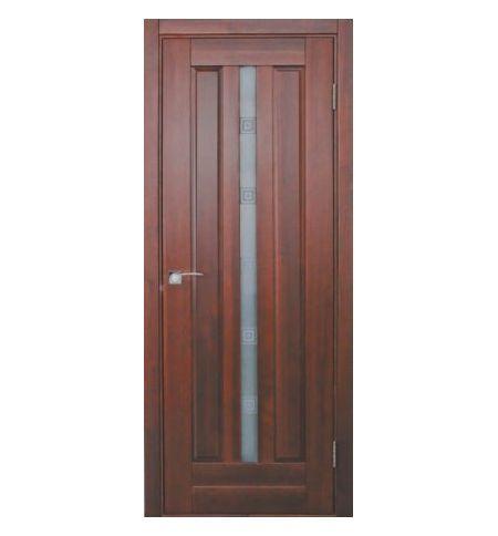фото: Дверь Этна 2 Красное Дерево (1)