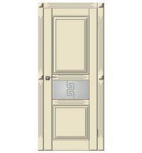 фото: Дверь Джулия 2 Слоновая Кость