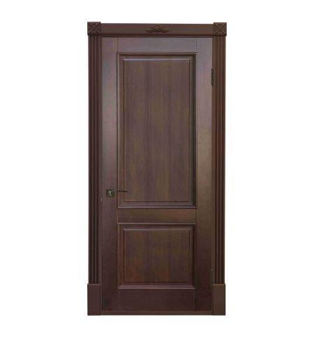 фото: Дверь Бордо Средний Орех