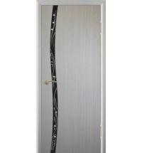 фото: Дверь Сириус 1 с рисунком