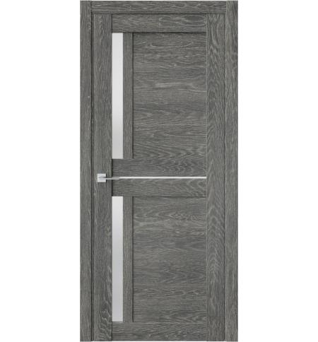 фото: Дверь ПО Q1 Платинум из Экошпон