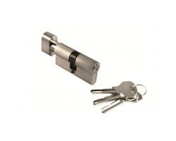 Цилиндр Morelli с поворотной ручкой (60 мм) 60CK SN