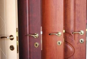 Разнообразие моделей межкомнатных дверей